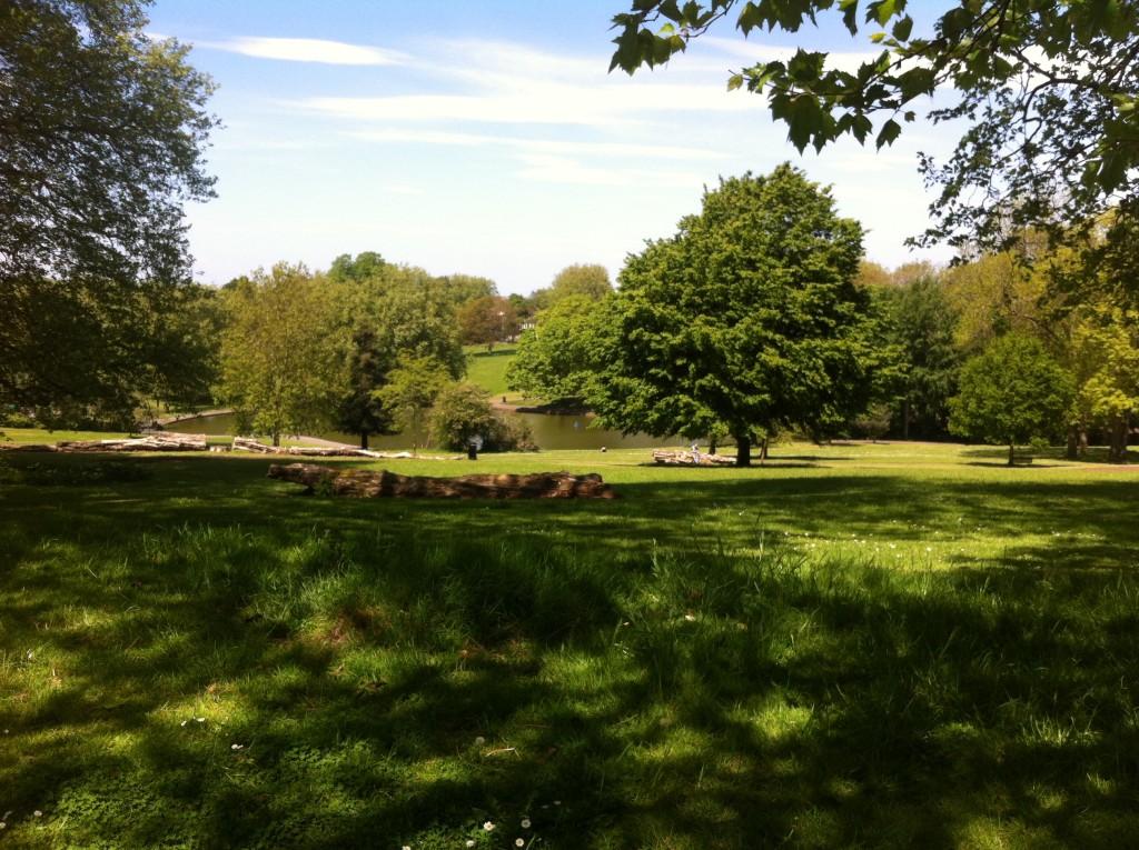 St George's Park, walking venue
