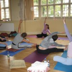 Yoga Class in Lower Slaughter